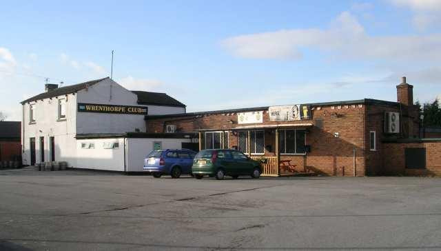 Wrenthorpe Club - Wrenthorpe Road