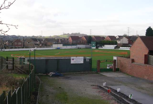 Wrenthorpe Cricket Club - viewed from Bradford Road