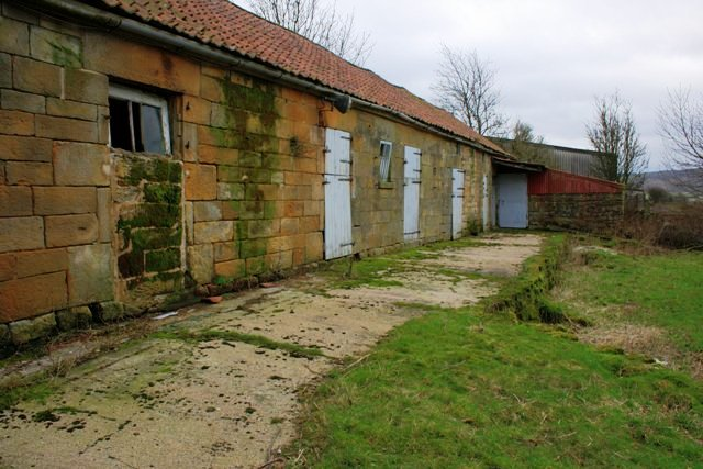 Stables, High Cowhelm Farm