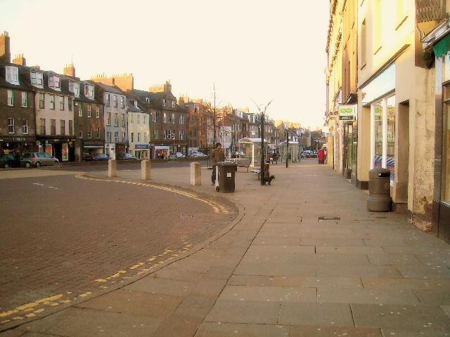 The High Street, Montrose