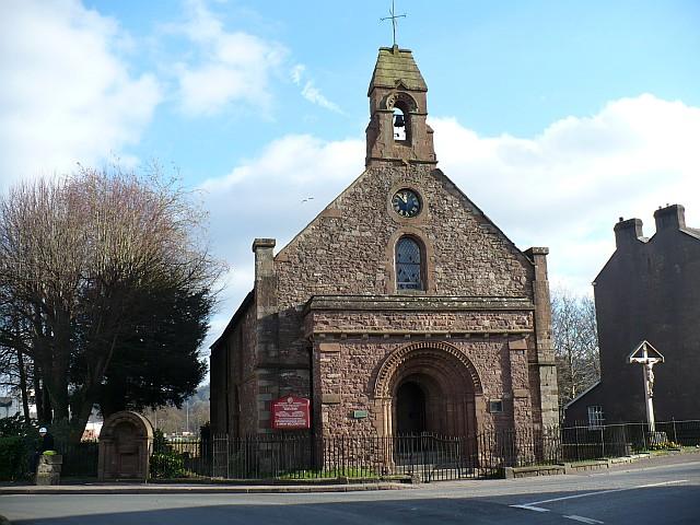St Thomas' The Martyr Church, Overmonnow