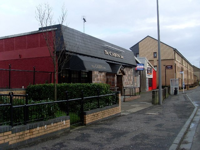 Cabin Inn, Dalmuir