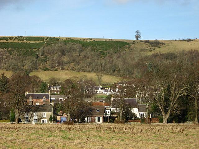 Gattonside village