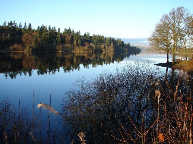 Glenlaggan - Loch Ken