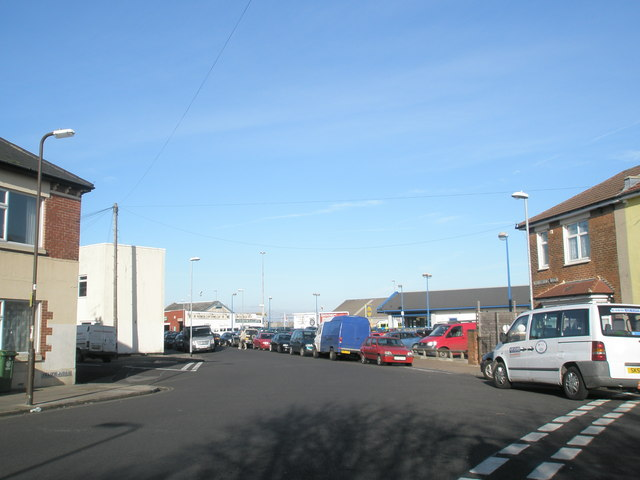 Junction of Francis Avenue and Heidelberg Road