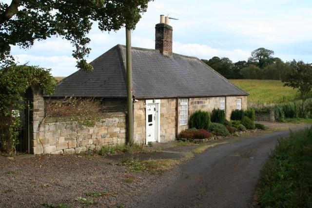 Cottage at Morwick