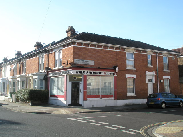 Hairdressers in Telephone Road