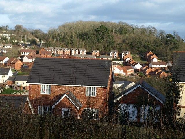The Willows development, Torquay