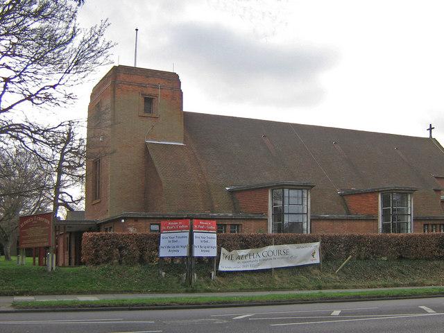 St Paul's Church, Crofton