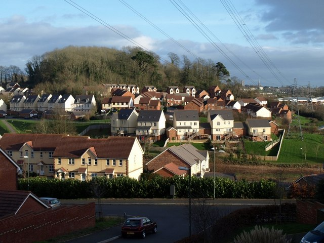 The Willows development, Torquay