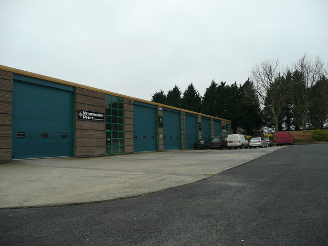 Industrial Units at Cadbury Business Park