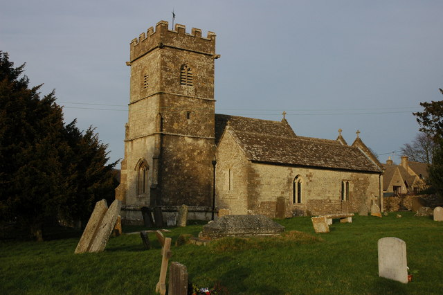 Cranham Church