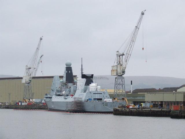 BAE Systems Scotstoun