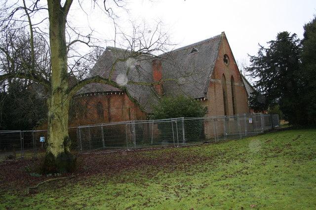 Fair Mile Hospital Chapel