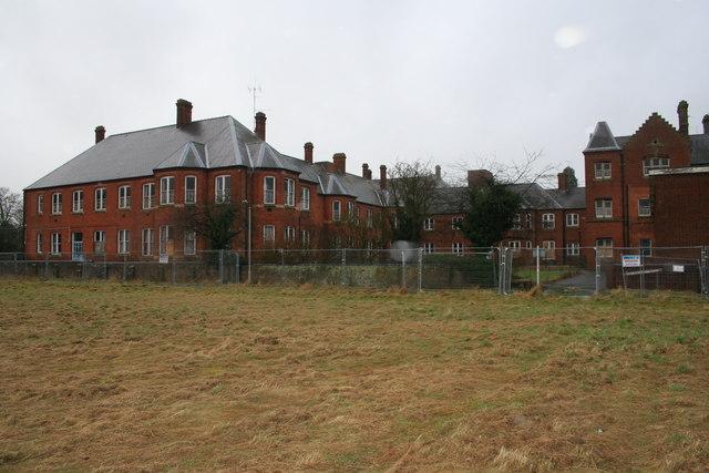 Hospital wing