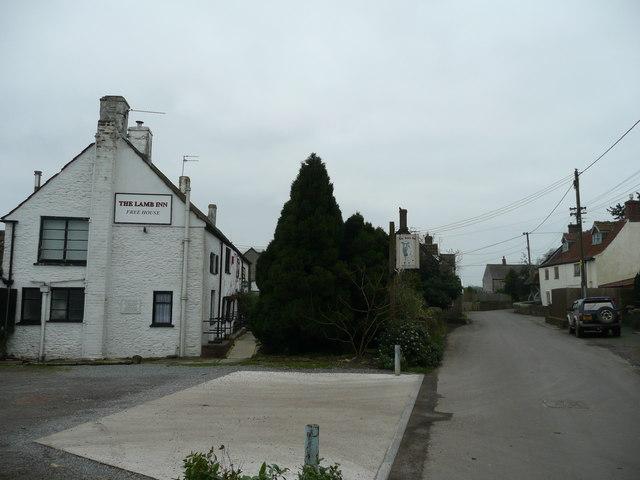 The Lamb Inn, Upton Noble