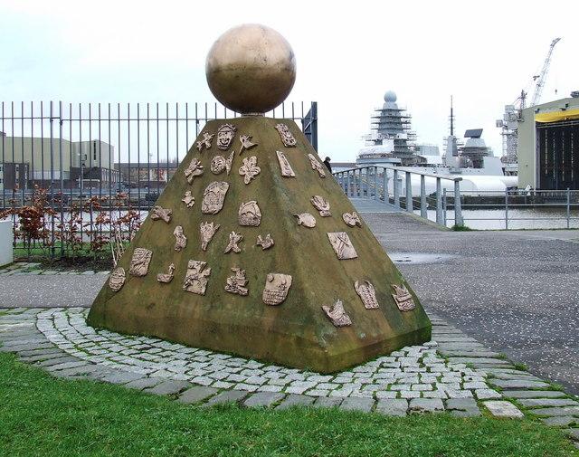 The Pyramid Stone
