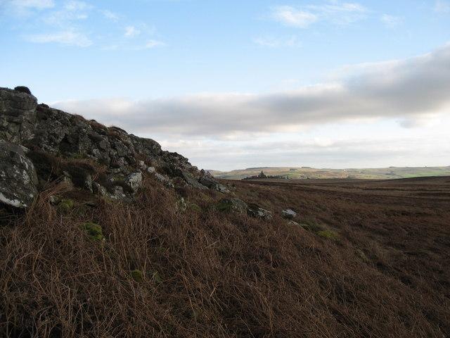 Little Callerhues Crag