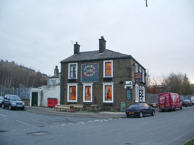 Admiral Lord Rodney, Mill Green, Colne