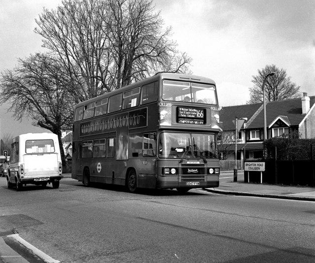 Brighton Road, Coulsdon, Surrey