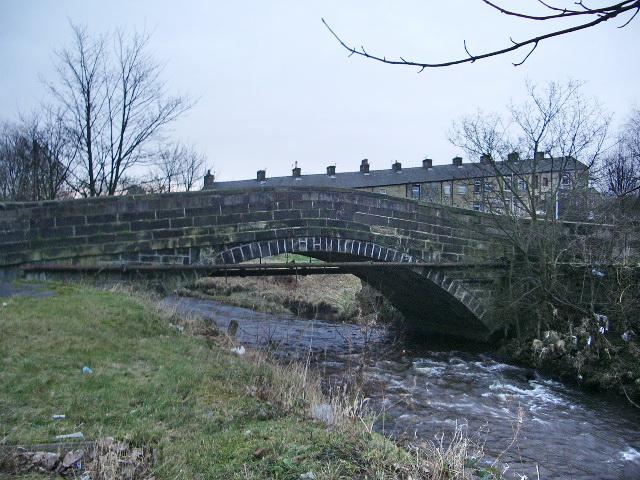 Waterside Bridge, Colne