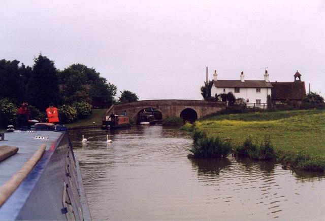 Grove Church Lock No29 Grand Union Canal