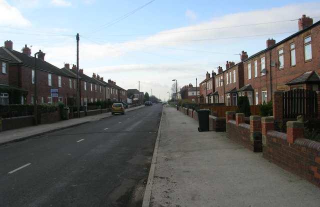 Westerton Road