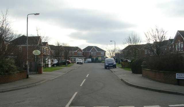 Regency Gardens - Westerton Road