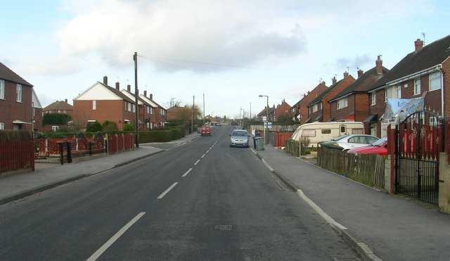 Smithy Lane - Westerton Road
