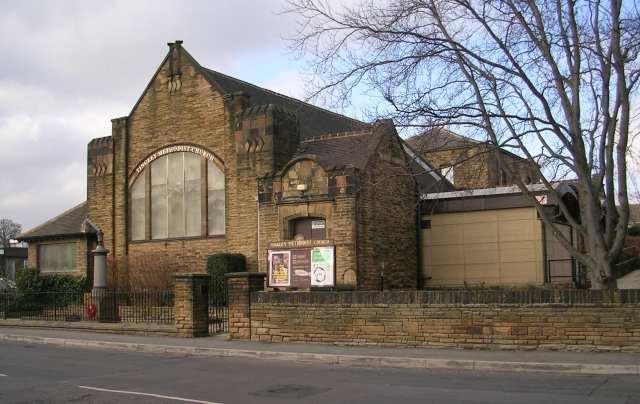 Tingley Methodist Church - Westerton Road