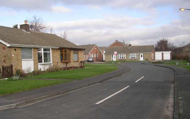 Meadow Way - Syke Road