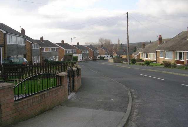 St Mary's Close - Syke Road