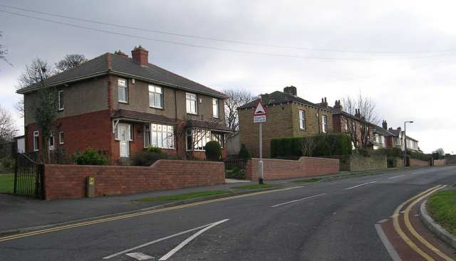 Hesketh Lane - Dewsbury Road