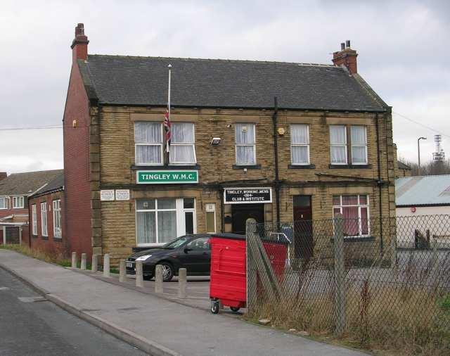 Tingley Working Men's Club - Highfield, Dewsbury Road