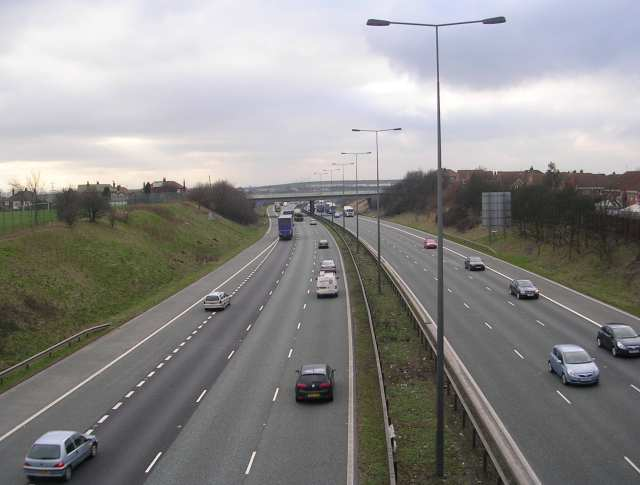 M62 - Tingley Common