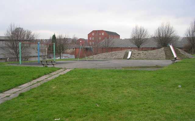 Quarry Lane Play Area - Bridge Street