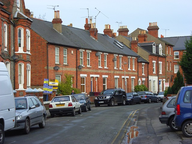 Fatherson Road, Reading