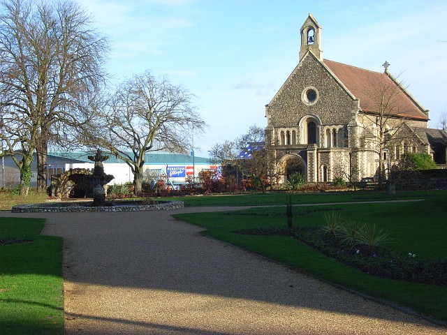 St James's Roman Catholic Church, Reading