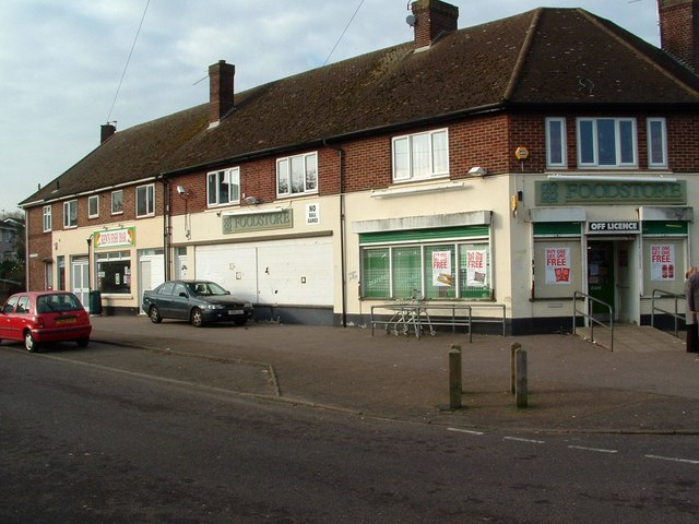 Co-operative Foodstore and other shops, Tuckswood Centre