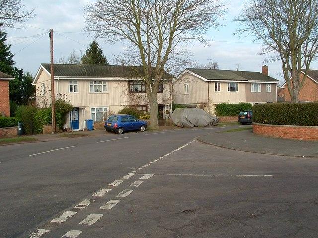 'Steel' Houses, Tuckswood Estate