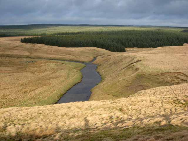 River Irthing from Stony Gate