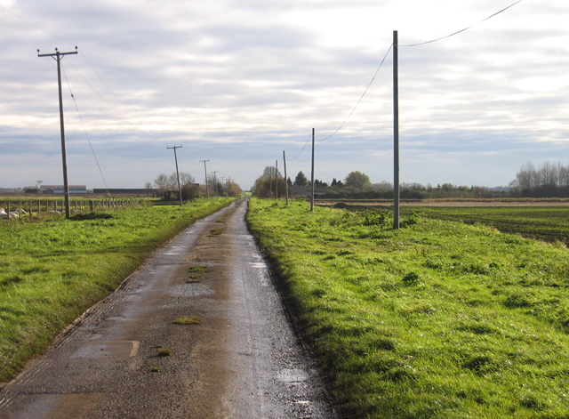 Straight Drove, Coveney Byall Fen, Cambs