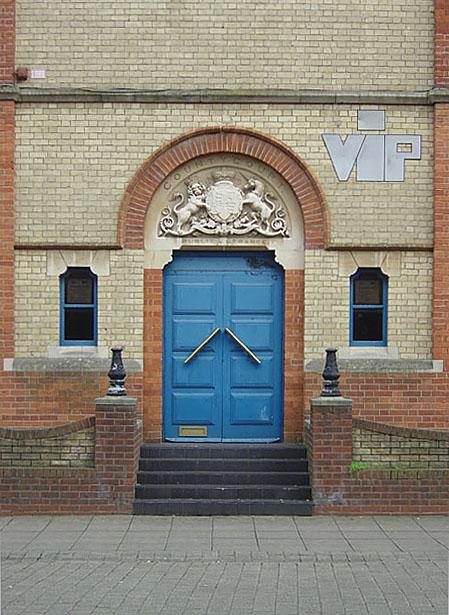 County Court - Public Entrance