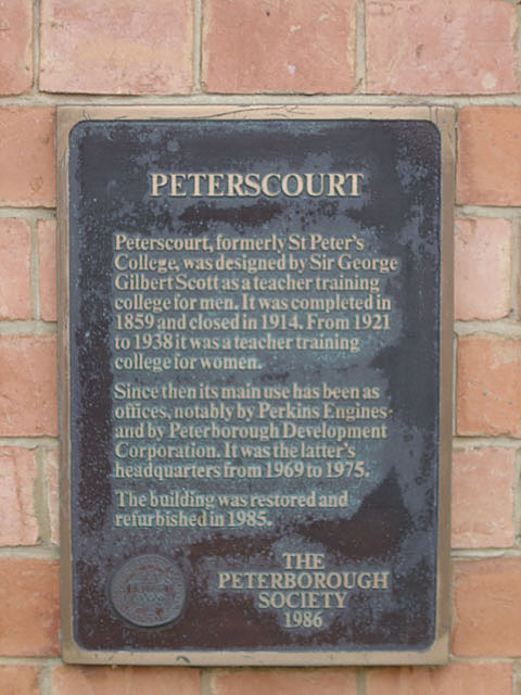 All about Peterscourt