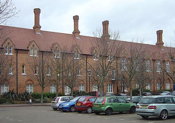 Peterscourt - the south façade