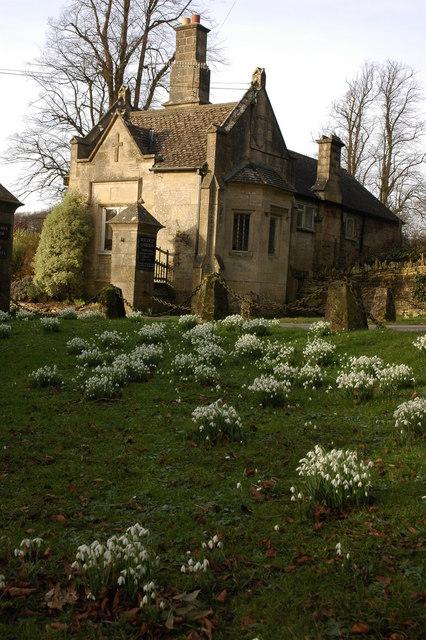Lodge to Painswick House