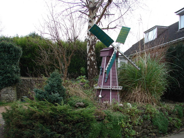 Windmill in Old South Hinksey