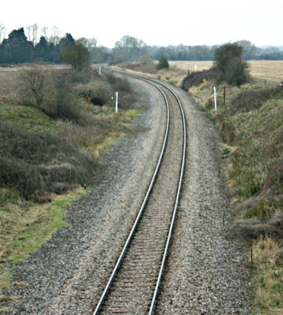 2008 : Railway line to Trowbridge