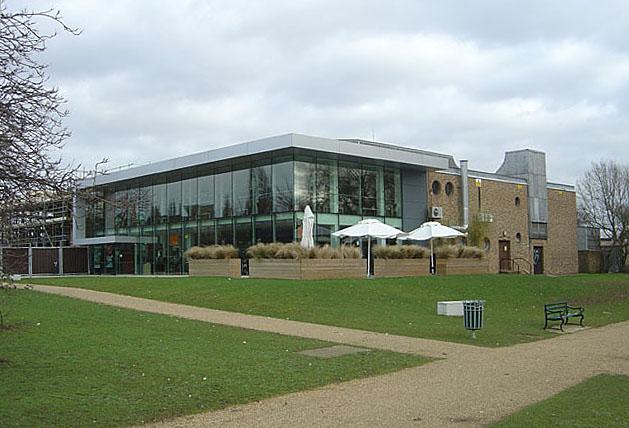 Key Theatre and Riva Restaurant