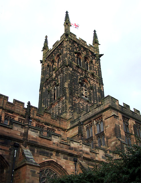 St Peter's Church Tower, Wolverhampton